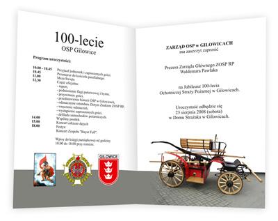 Abc Strażaka Zaproszenia Kalendarium Osp